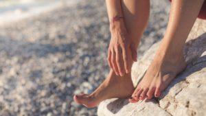 Hand massage foot massage