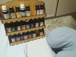 Add essential oils to any massage